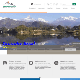 Swasdee Nepal Treks & Tours Pvt. Ltd