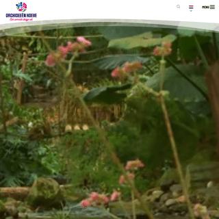 De Orchideeën Hoeve- Vlindertuin - Tropische tuinen - Orchideeën