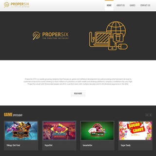 Online Gaming - ProperSix