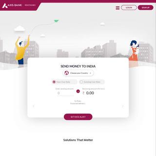 Transfer Money to India - Send Money Online to India - RemitMoney