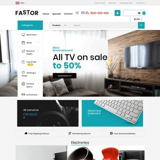 Fastor Market 5