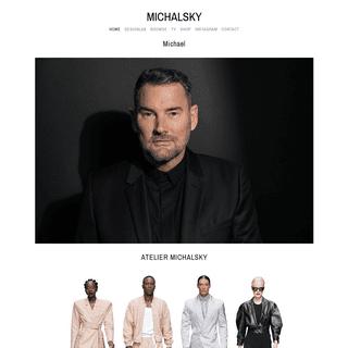 Home — MICHALSKY