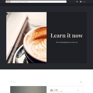 Technology-Learn-it-now