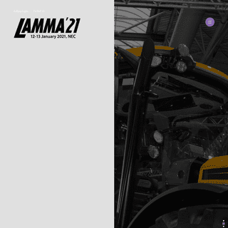 ArchiveBay.com - lammashow.com - Welcome - LAMMA 2020 - The UK's Leading Agricultural Machinery, Equipment and Technology Show