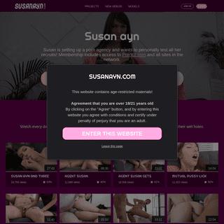 Czech pornstar Susan Ayn - Susan ayn