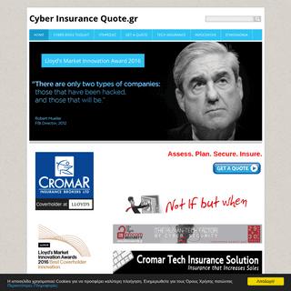 ArchiveBay.com - cyberinsurancequote.gr - Cyber Insurance Quote.gr