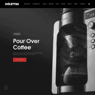 A complete backup of gourmia.com