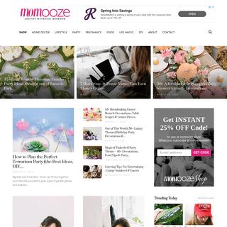 momooze - Online Magazine for Modern Moms - momooze