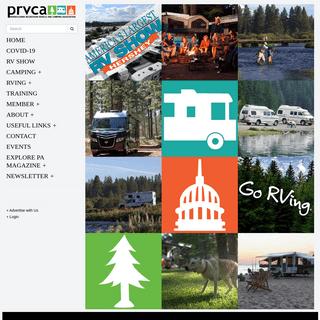 Pennsylvania Recreation Vehicle & Camping Association