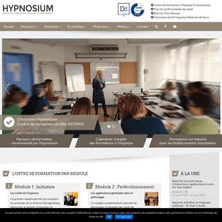 Hypnosium - Institut Milton H.Erickson Biarritz Pays basque