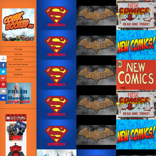 Comics - Comic Book News and Reviews - Comic Booked
