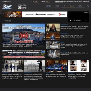 Radio e Televisione della Repubblica di San Marino