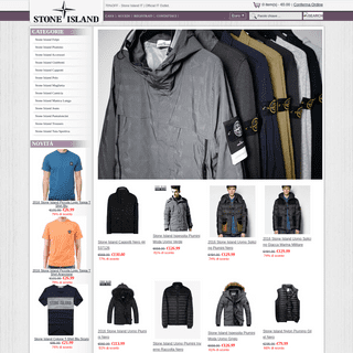 70-OFF - Stone Island IT - Official IT Outlet.