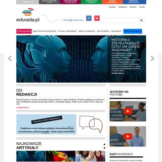 Portal edukacyjny EDURADA.PL