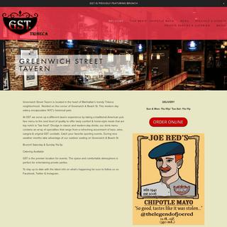 Greenwich Street Tavern