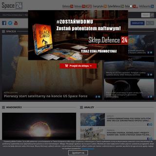 Space24.pl - technologie kosmiczne
