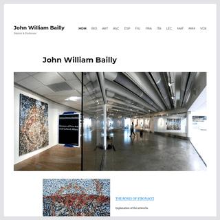John William Bailly - John William Bailly