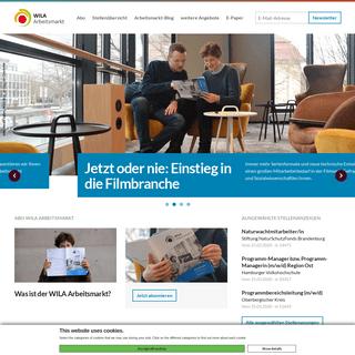 Der WILA Arbeitsmarkt- Unterstützung für die Jobsuche - Wissenschaftsladen Bonn