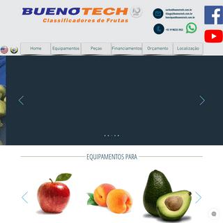 Buenotech - Máquinas agrícolas - Limeira SP