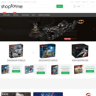 A complete backup of shopforme.com.au