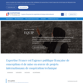 Accueil - Expertise France