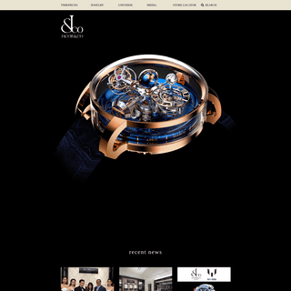 Jacob & Co. - Timepieces - Fine Jewelry - Engagement Rings -