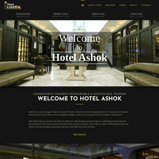 Hotel The Nagpur Ashok – Commitment towards honourable and sustainable tourism - Hotel in Nagpur