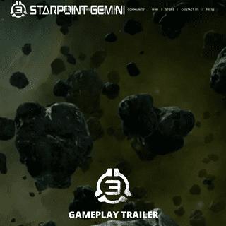 Starpoint Gemini 3 - LGM Games