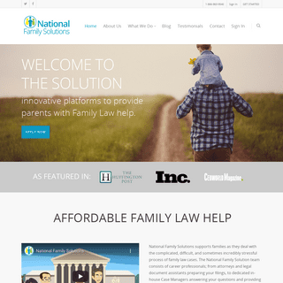 Family Law Help - Professional & Effective Family Law Group