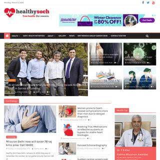 ArchiveBay.com - healthysoch.com - Healthy Soch