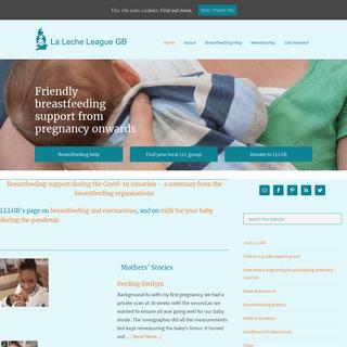 La Leche League GB - Friendly breastfeeding support from pregnancy onwards