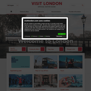 Welcome to London - visitlondon.com