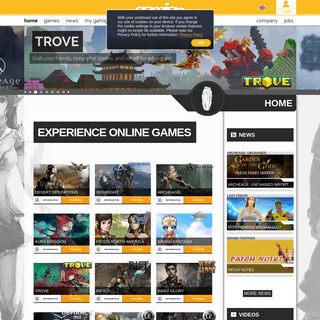 Free2Play Online- & Browsergames - MMOGs & more - gamigo