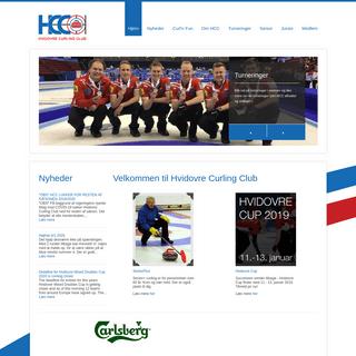 Velkommen til Hvidovre Curling Club - Hvidovre Curling Club