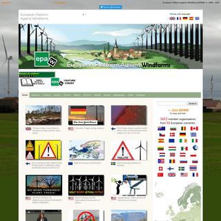 EPAW - European Platform Against Windfarms