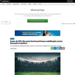 Antes do PSG, Borussia Dortmund busca reabilitação contra Eintracht Frankfurt - WSCOM