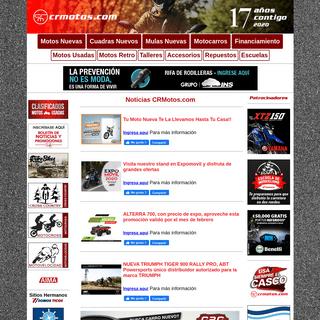 CR Motos El sitio de Motocicletas,Cuadraciclos y Mulas Nuevas y Usadas en Costa Rica