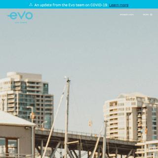 Car Sharing Vancouver - Evo Car Share