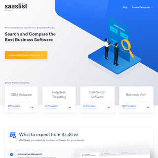 Top Business SaaS and Services- 2020 Pricing + Verified Reviews - SaasList