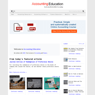 ArchiveBay.com - svtuition.org - Accounting Education