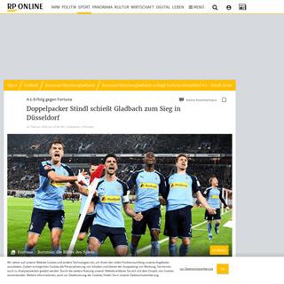 ArchiveBay.com - rp-online.de/sport/fussball/borussia/borussia-moenchengladbach-schlaegt-fortuna-duesseldorf-4-1-stindl-ist-der-mann-des-spiels_aid-48982849 - Borussia Mönchengladbach schlägt Fortuna Düsseldorf 4-1 - Stindl ist der Mann des Spiels