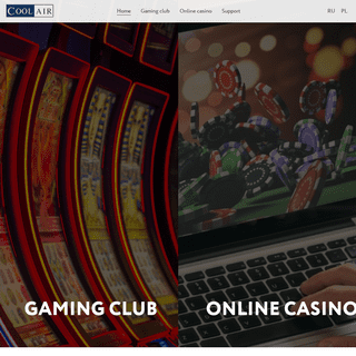 CoolAir is casino software developer and one of the best gambling software provider