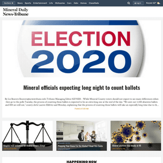 ArchiveBay.com - newstribune.info - Mineral Daily News-Tribune - Keyser, WV- Local News, Politics, Entertainment & Sports in Keyser, WV