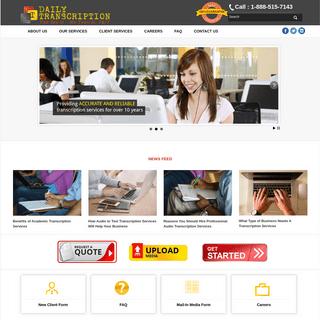 Professional Transcription and Translation Company USA
