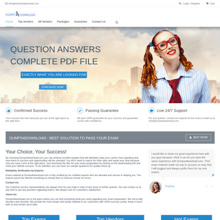 Real Exam Dumps Question Answers - Dumps4download
