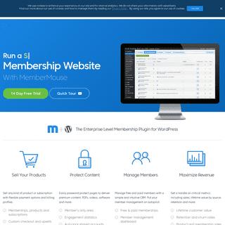 ArchiveBay.com - membermouse.com - MemberMouse - WordPress Membership Plugin