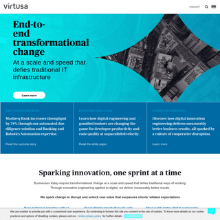 Digital Innovation Engineering - Virtusa