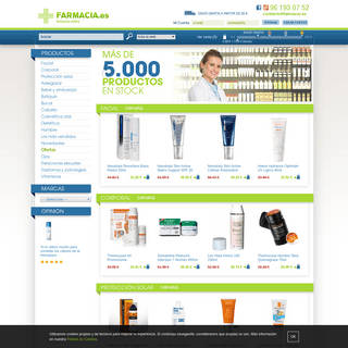 FARMACIA.es - farmacia online