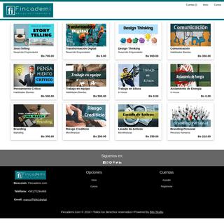 A complete backup of fincademi.com