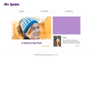 MrsLuedeke.com